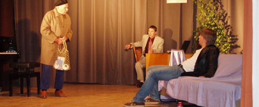 Rahvateater osaleb XIV Külateatrite festivalil
